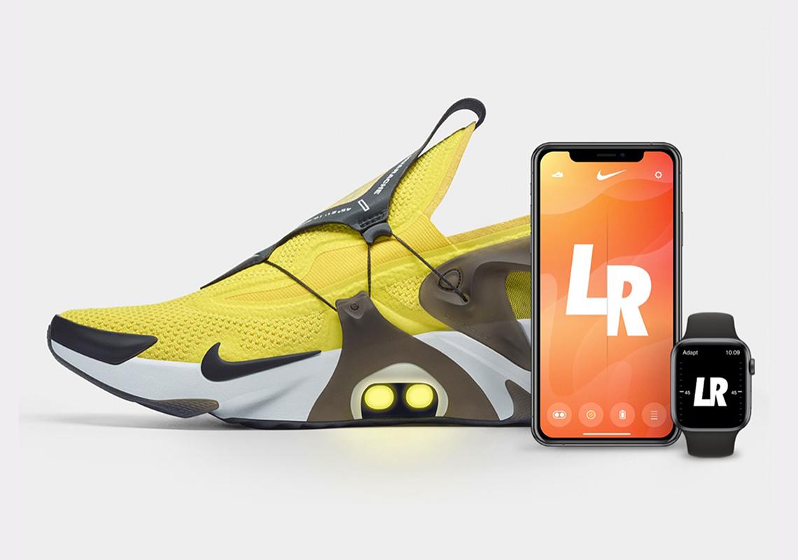 Nike Adapt Huarache Power Lacing Sneaker Release Info