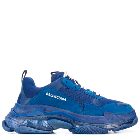 Balenciaga Triple S Trainer 'Transparent Blue' (541624 W09O1 4107)