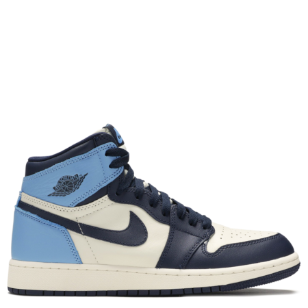 Air Jordan 1 Retro High OG GS 'Obsidian' (575441 140)