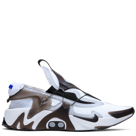 Nike Adapt Huarache 'Black White' (CT4092 110)