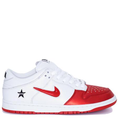 Nike SB Dunk Low Supreme 'Varsity Red' (CK3480 600)