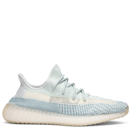 Adidas Yeezy Boost 350 V2 'Cloud White Non-Reflective' (FW3043)