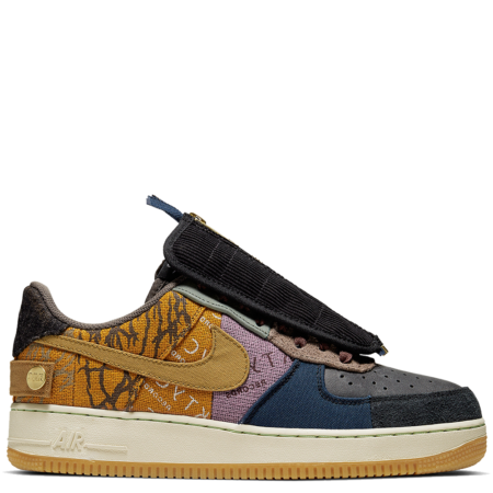 Nike Air Force 1 Low Travis Scott 'Cactus Jack' (CN2405 900)