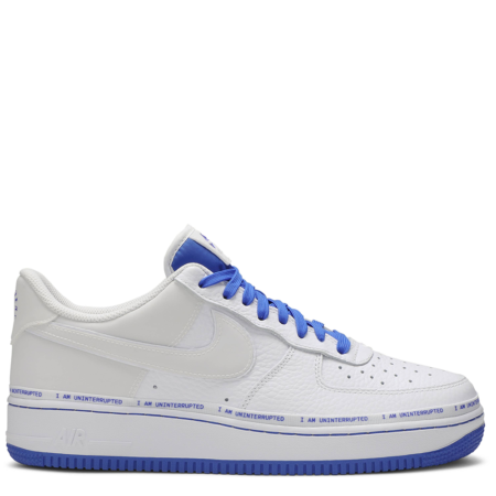Air Force 1 Low QS Uninterrupted 'More Than' (CQ0494 100)