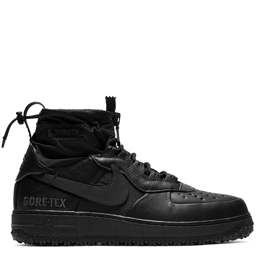 air force 1 gore tex high black