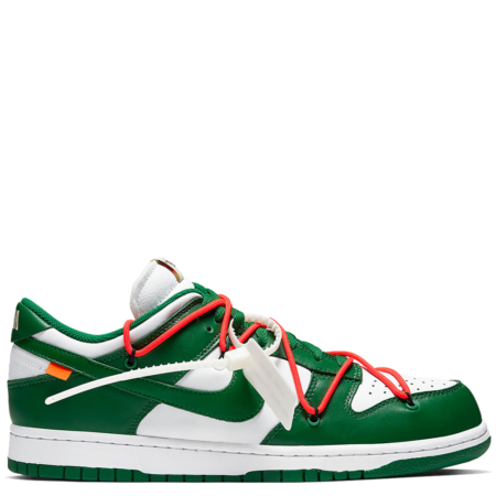 Nike Dunk Low Off-White 'Pine Green' (CT0856 100)