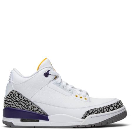 Air Jordan 3 Retro 'Kobe Bryant' PE (136064 107)