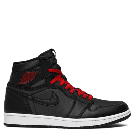 Air Jordan 1 Retro High OG 'Satin Black Gym Red' (555088 060)