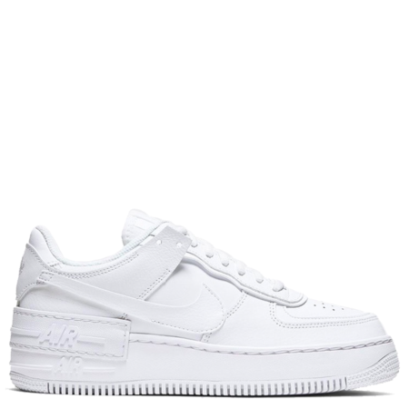 Nike Air Force 1 Low Shadow 'Triple White' (W) (CI0919 100)