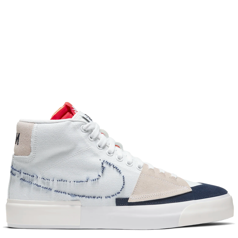 Nike SB Zoom Blazer Mid Edge 'Hack Pack White'