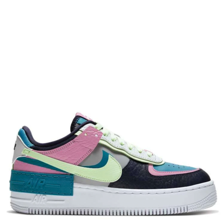 Nike Air Force 1 Low Shadow 'Multi-Color' (W) (CK3172 001)