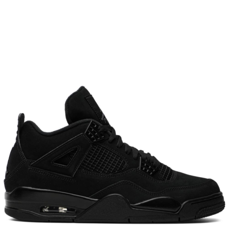 Air Jordan 4 Retro 'Black Cat' (2020) (CU1110 010)