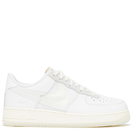 Nike Air Force 1 Low '07 LV8 'DNA Transparent Swoosh' (CV3040 100)