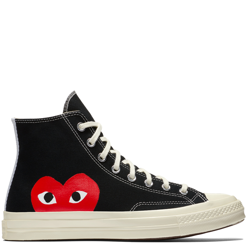 all star converse comme des garcons