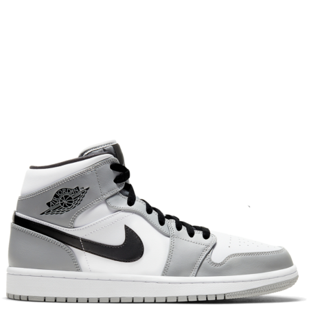 Air Jordan 1 Mid 'Smoke Grey' (554724 092)