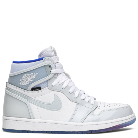 Air Jordan 1 High Zoom 'Racer Blue' (CK6637 104)