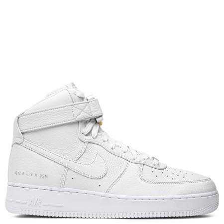 Nike Air Force 1 High 1017 ALYX 9SM 'Triple White' (CQ4018 100)