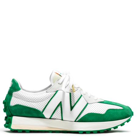 New Balance 327 Casablanca 'Idealist Green' (CB 327 G)