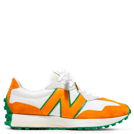 New Balance 327 Casablanca 'Idealist Orange' (CB 327 O)