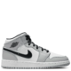Air Jordan 1 Mid GS 'Smoke Grey' (554725 092)