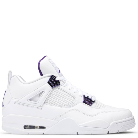 Air Jordan 4 Retro 'Purple Metallic' (CT8527 115)