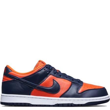 Nike Dunk Low Retro SP 'Champ Colors University Orange' (2020) (CU1727 800)