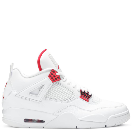 Air Jordan 4 Retro 'Red Metallic' (CT8527 112)