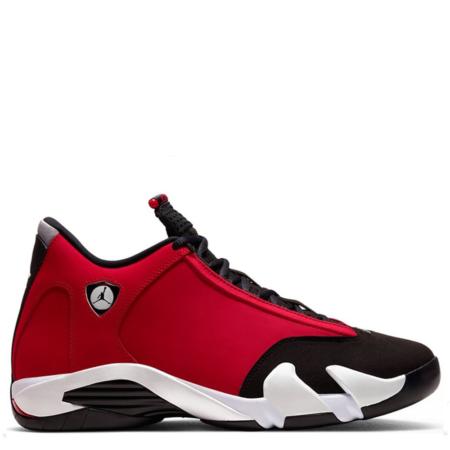Air Jordan 14 Retro Gym 'Red Toro' (487471 006)