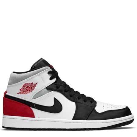 Air Jordan 1 Mid SE 'Union Black Toe' (852542 100)