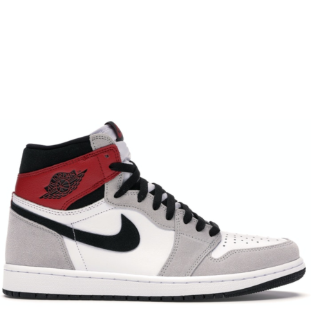 Air Jordan 1 Retro High OG 'Light Smoke Grey' (555088 126)
