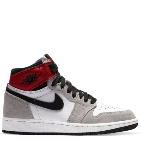 Air Jordan 1 Retro High OG 'Light Smoke Grey' (GS) (575441 126)