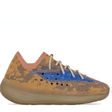 adidas Yeezy Boost 380 Kids 'Blue Oat' (Q47391)