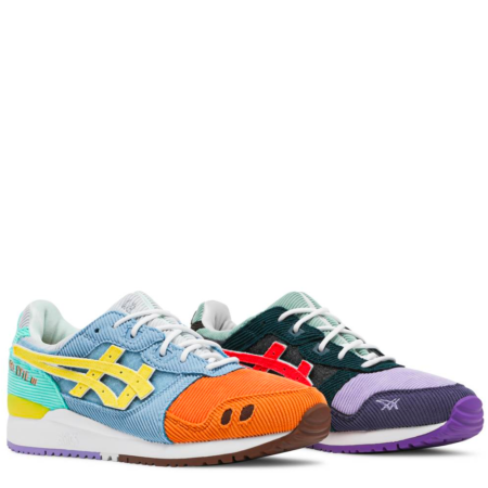 Asics Gel Lyte 3 Sean Wotherspoon x Atmos 'Corduroy' (1203A019 000)