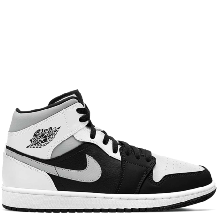 Air Jordan 1 Mid 'White Shadow' (554724 073)