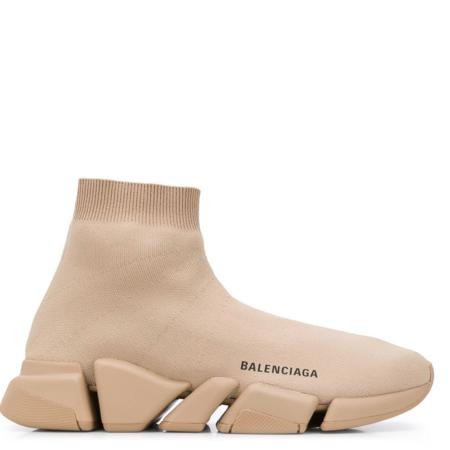 Balenciaga Speed.2 Trainer 'Beige' (617239W1701)