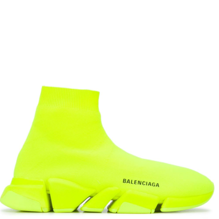 Balenciaga Speed.2 Trainer 'Neon Yellow' (617239W1726)