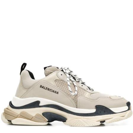 Balenciaga Triple S Sneaker 'Beige Black' (536737W09O6)