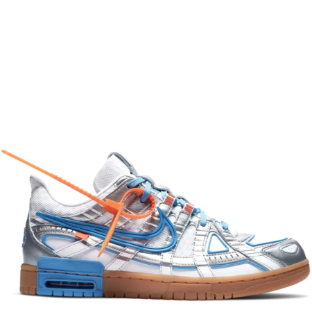 Nike Air Rubber Dunk Off-White 'University Blue' (CU6015 100)