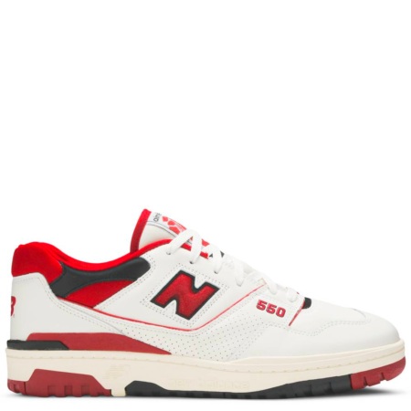 New Balance 550 Aimé Leon Dore 'Red' (BB550AE1)