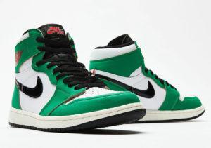 Air Jordan 1 Retro High OG 'Lucky Green' (W) (DB4612 300)