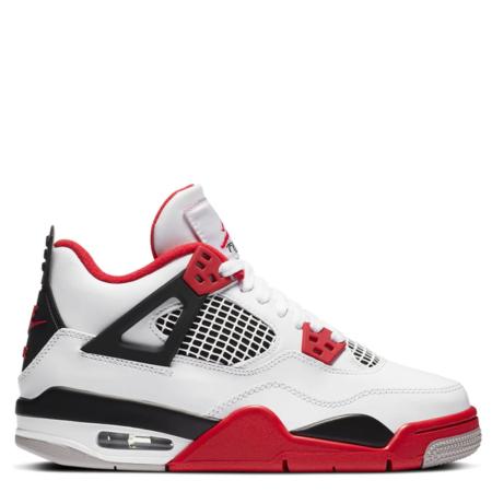 Air Jordan 4 Retro OG GS 'Fire Red' (2020) (408452 160)