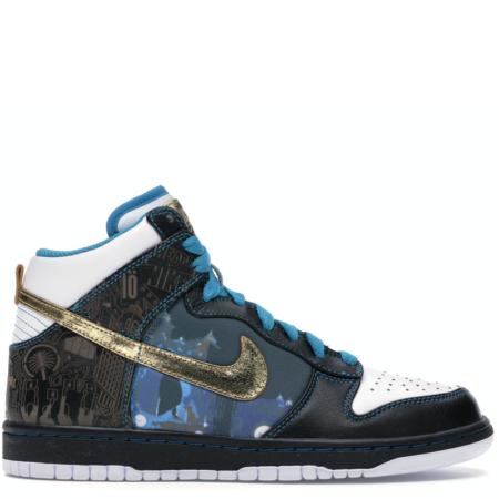 Nike Dunk High 'Dubai' (393427 071)
