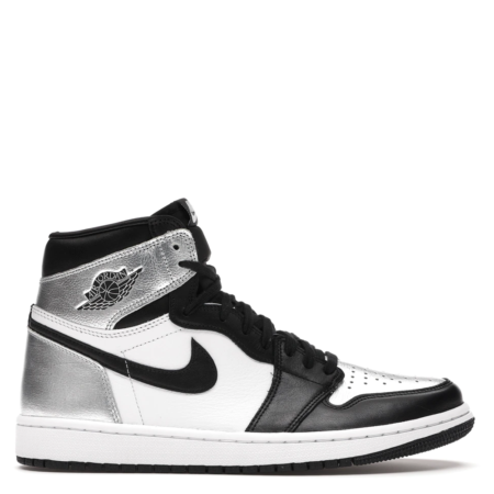 Air Jordan 1 High OG 'Metallic Silver' (W) (CD0461 001)