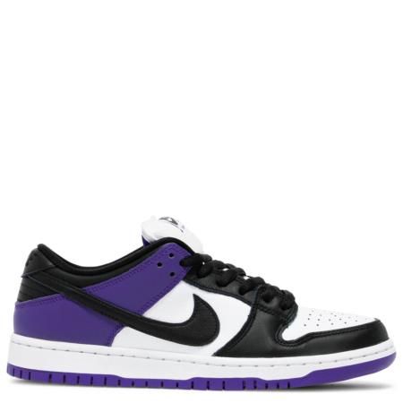 Nike SB Dunk Low 'Court Purple' (BQ6817 500)
