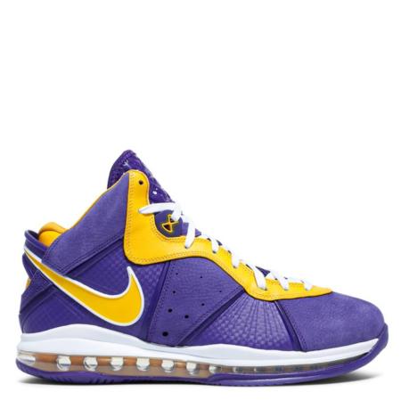 Nike LeBron 8 'Lakers' (DC8380 500)
