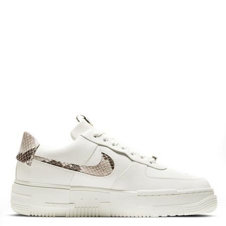 Nike Air Force 1 Pixel 'Sail Snake' (W) (CV8481 101)