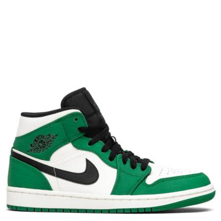 Air Jordan 1 Mid 'Pine Green' (852542 301)