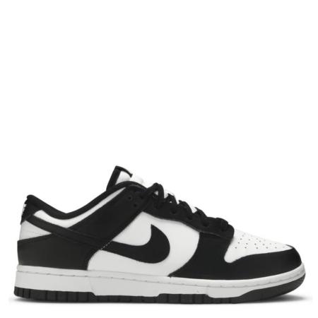 Nike Dunk Low 'Black White' (W) (DD1503 101)