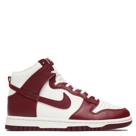 Nike Dunk High 'Team Red' (W) (DD1869 101)