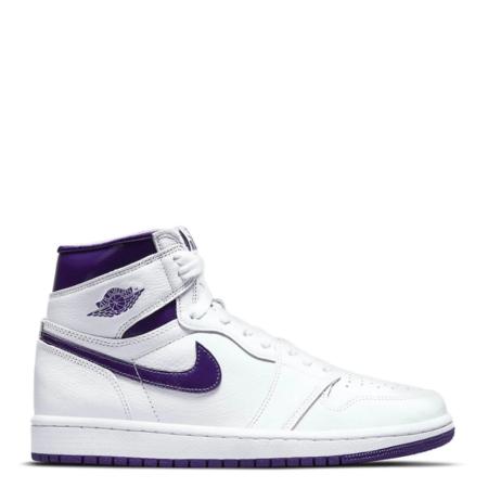 Air Jordan 1 High OG 'Court Purple' (CD0461 151)